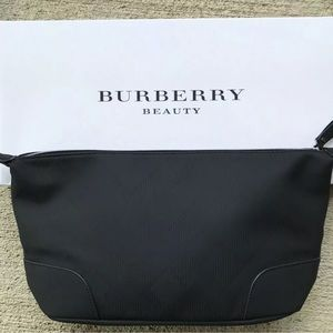 Burberry Pouch Bag Toiletry Travel Case Cosmetics